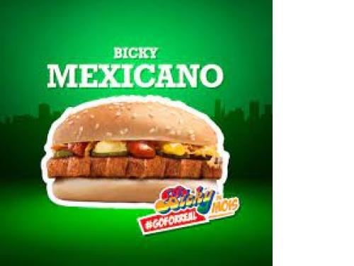 BURGER MEXICANOS